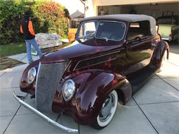 1937 Ford Cabriolet (CC-1251723) for sale in Paso robles, California