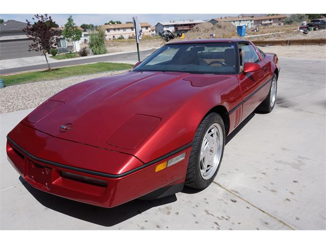 1989 Chevrolet Corvette C4 (CC-1251726) for sale in Grand Junction, Colorado