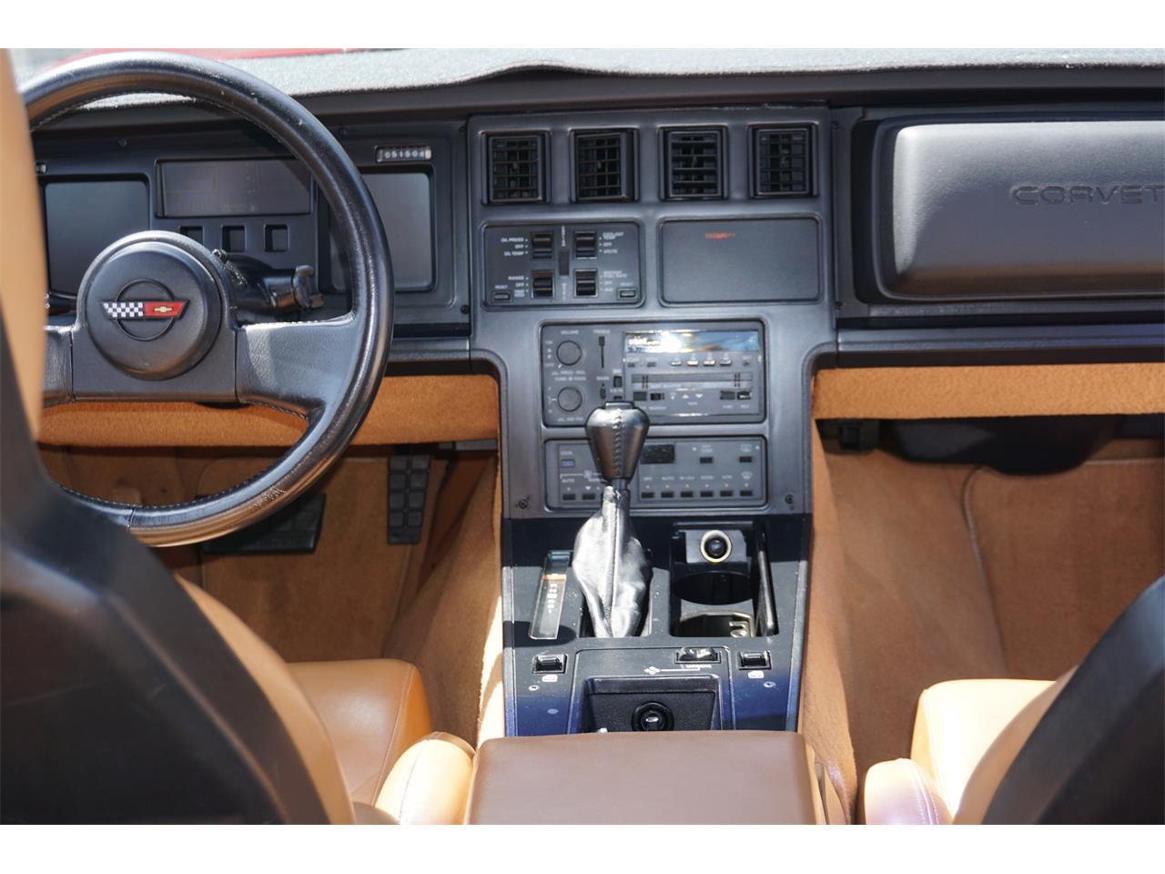 1989 Chevrolet Corvette C4 (CC-1251726) for sale in Grand Junction, Colorado