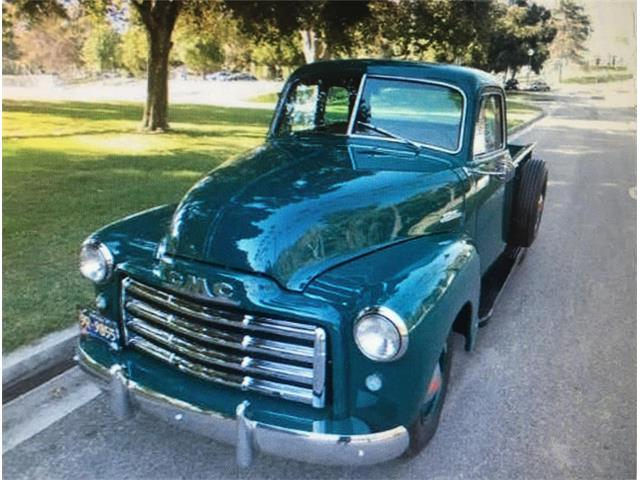 1953 GMC Pickup (CC-1251728) for sale in Hot Springs, Arkansas