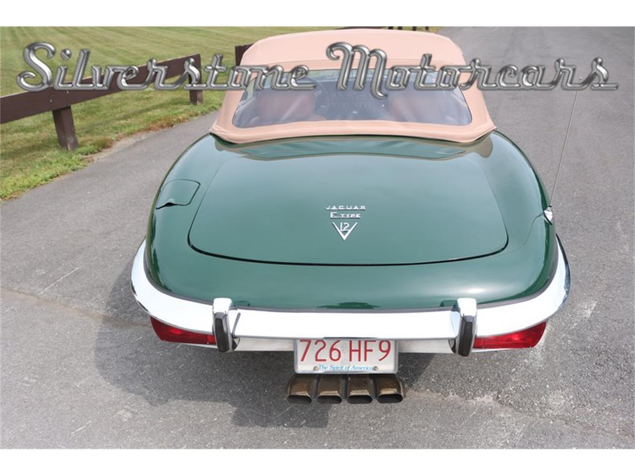 1973 Jaguar E-Type (CC-1251745) for sale in North Andover, Massachusetts