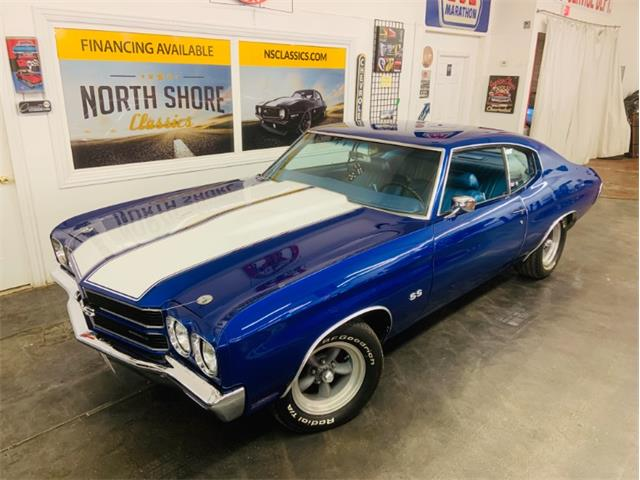 1970 Chevrolet Chevelle (CC-1251757) for sale in Mundelein, Illinois