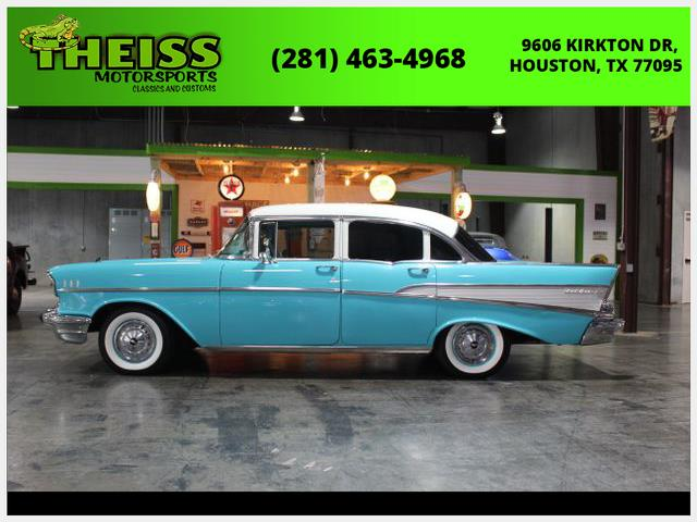 1957 Chevrolet Bel Air (CC-1251817) for sale in Houston, Texas