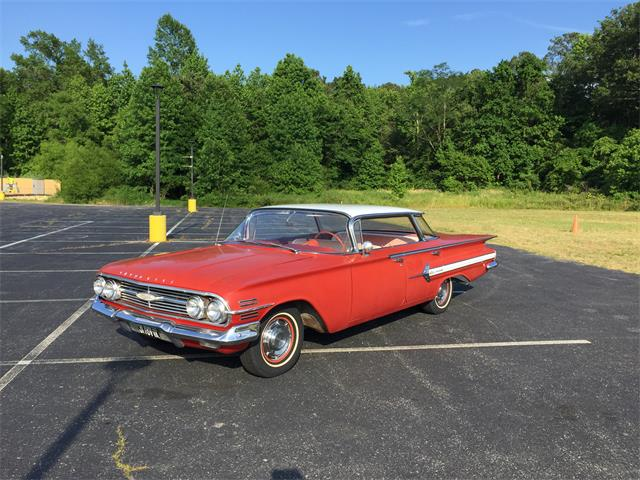 1960 Chevrolet Impala (CC-1251920) for sale in Hayes, Virginia