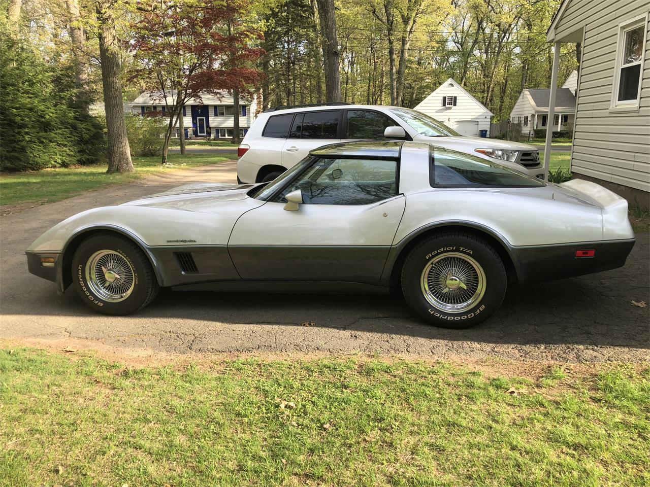 1982 Chevrolet Corvette (CC-1251942) for sale in Vernon, Connecticut