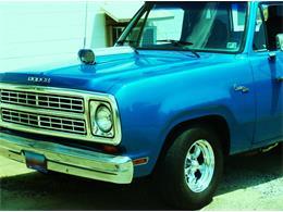 1979 Dodge D100 (CC-1251944) for sale in Riverside, Pennsylvania