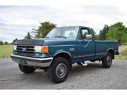 1991 Ford F250 (CC-1251964) for sale in TACOMA, Washington