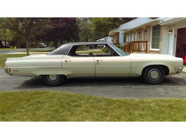 1971 Oldsmobile 98 (CC-1252052) for sale in Walled Lake, Michigan