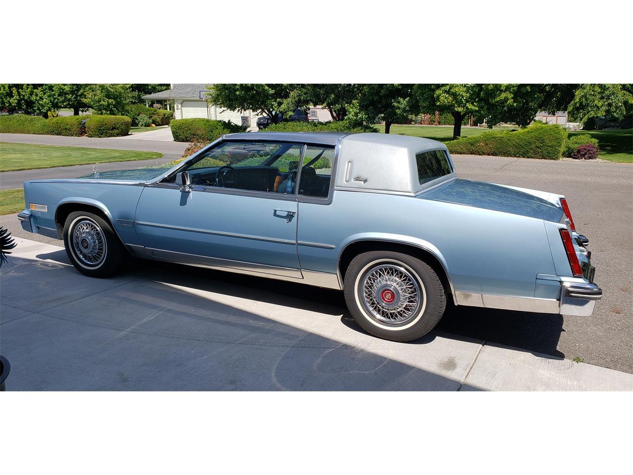 1981 cadillac eldorado biarritz for sale classiccars com cc 1252061 1981 cadillac eldorado biarritz for
