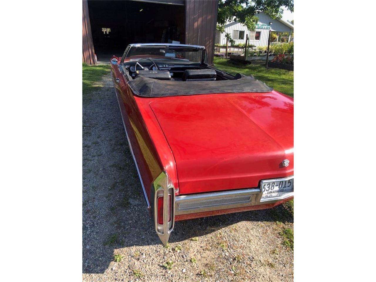 1966 Cadillac DeVille (CC-1252068) for sale in International Falls, Minnesota