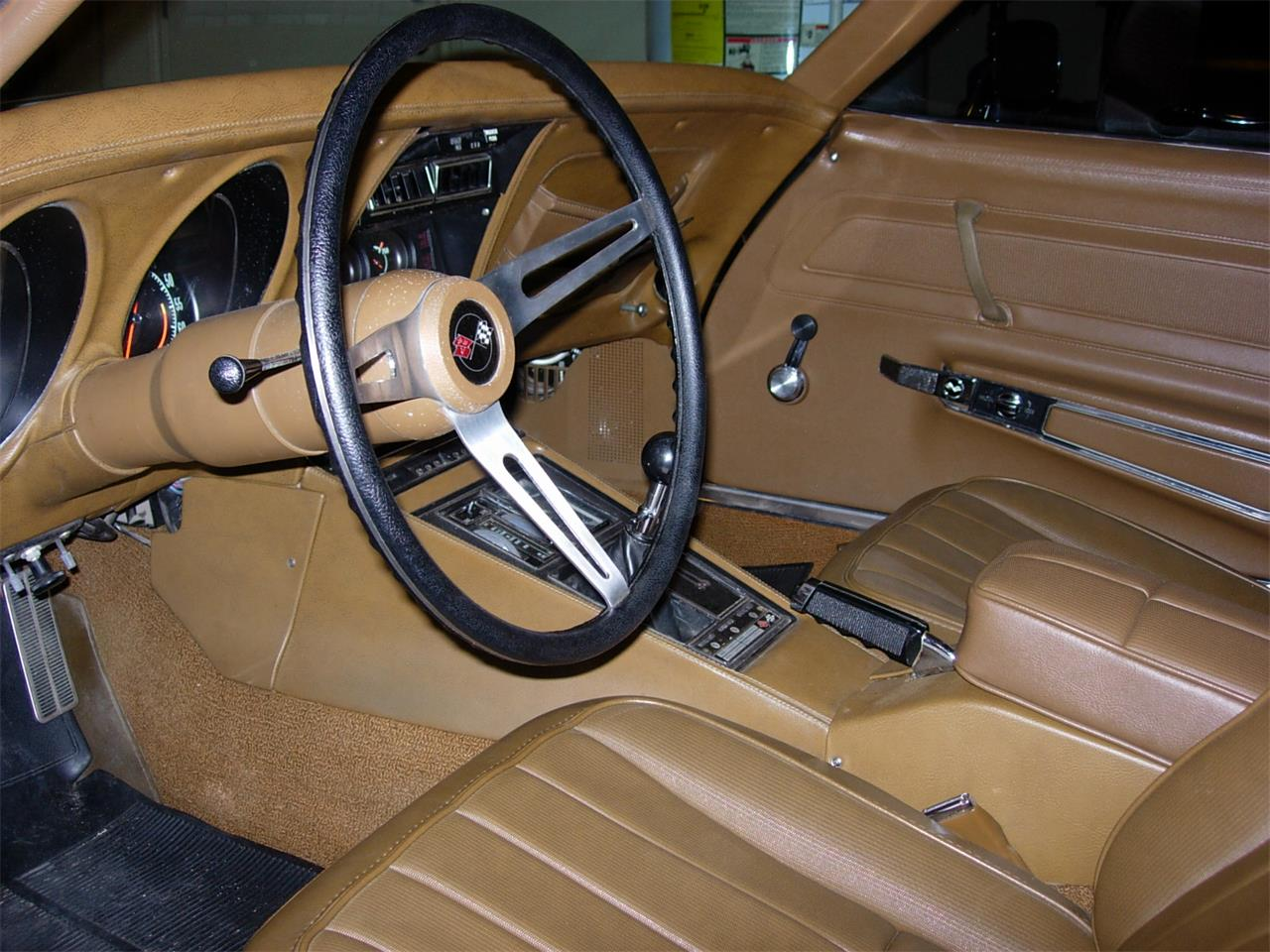 1971 Chevrolet Corvette (CC-1252072) for sale in EMORY, Texas