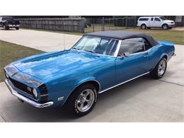 1968 Chevrolet Camaro (CC-1252076) for sale in Katy, Texas