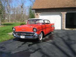 1957 Chevrolet 2-Dr Hardtop (CC-1252077) for sale in Pataskala, Ohio