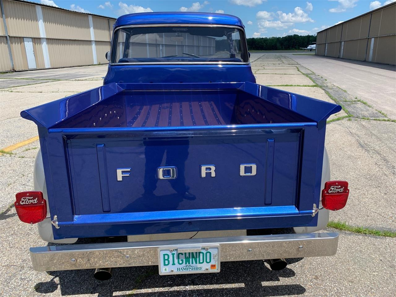 1956 Ford F100 (CC-1252088) for sale in Nashua, New Hampshire