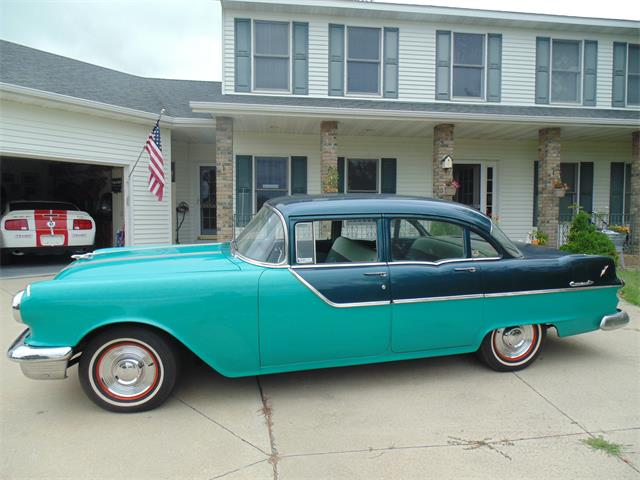 1955 Pontiac Chieftain (CC-1252099) for sale in Rochester,mn, Minnesota