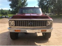 1972 Chevrolet K-10 (CC-1250021) for sale in Cadillac, Michigan