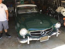 1962 Mercedes-Benz 190SL (CC-1252108) for sale in Newport Beach, California