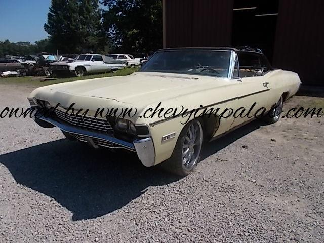 1968 Chevrolet Impala (CC-1252139) for sale in Creston, Ohio