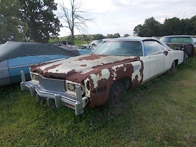 1976 Cadillac Eldorado (CC-1252142) for sale in Creston, Ohio
