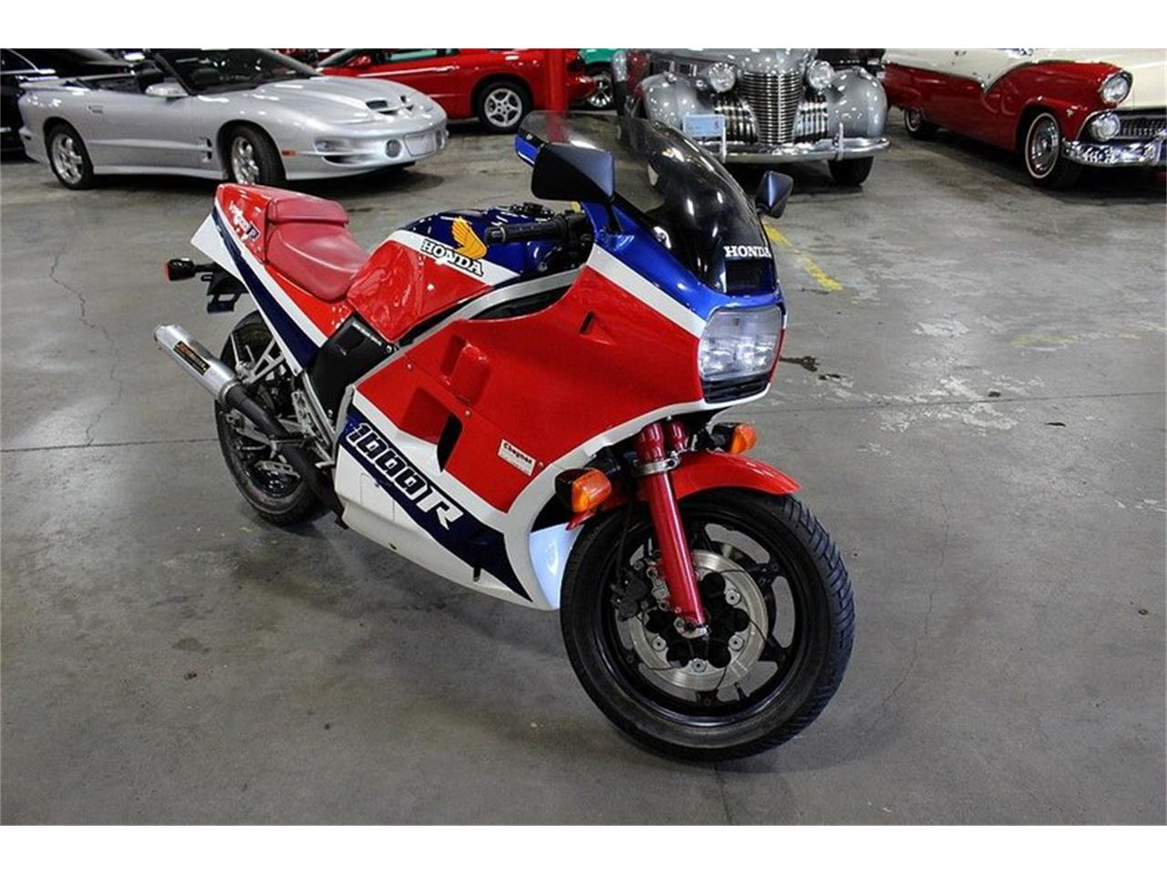 1984 Honda Motorcycle (CC-1252152) for sale in Kentwood, Michigan