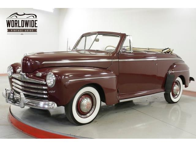 1947 Ford Deluxe (CC-1252156) for sale in Denver , Colorado