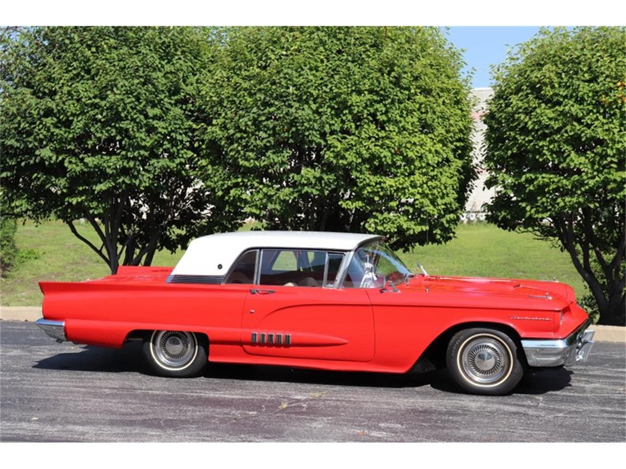 1958 Ford Thunderbird (CC-1252178) for sale in Alsip, Illinois