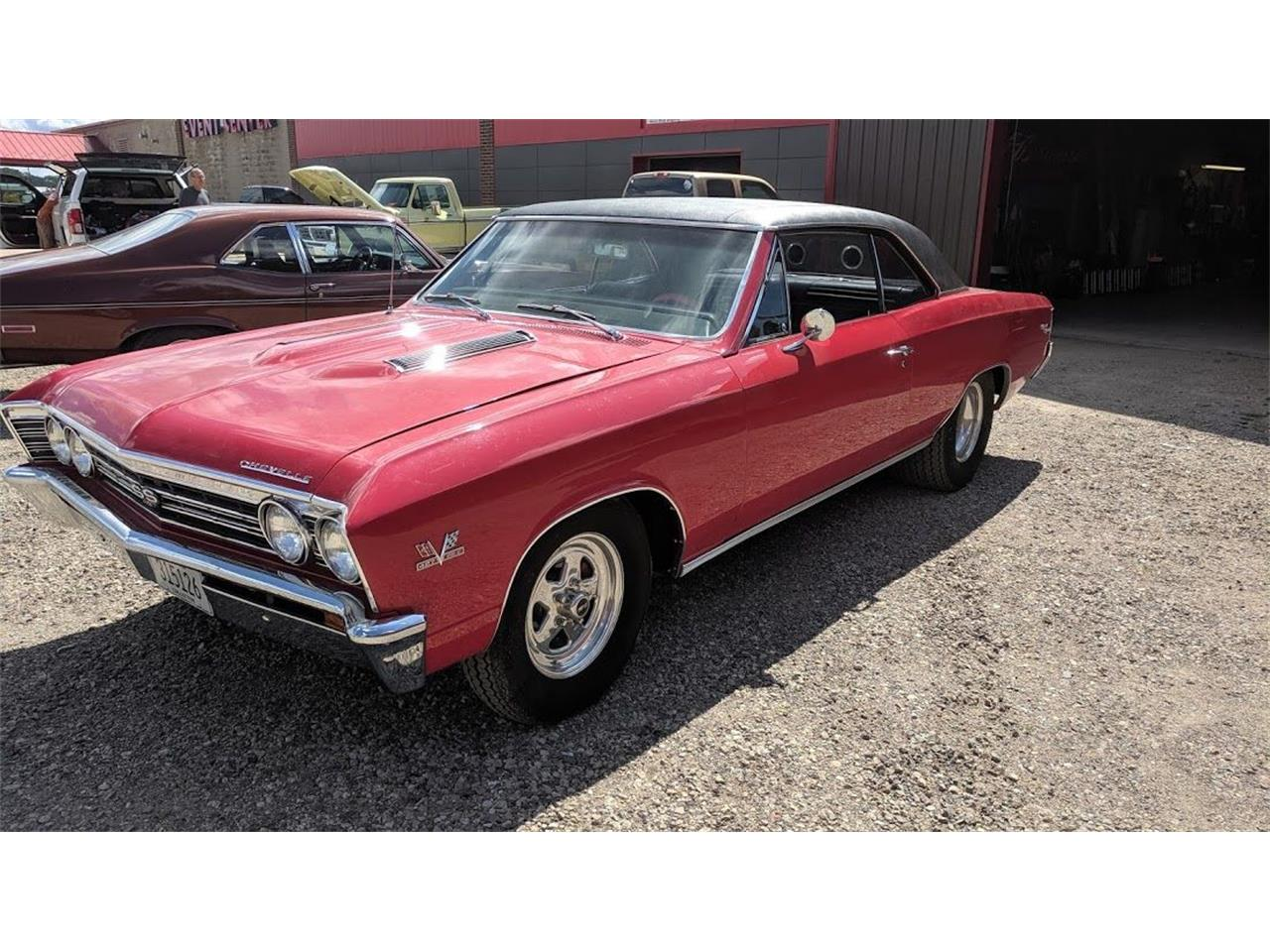1967 Chevrolet Chevelle (CC-1252186) for sale in Annandale, Minnesota