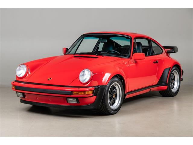 1988 Porsche 911 (CC-1252191) for sale in Scotts Valley, California
