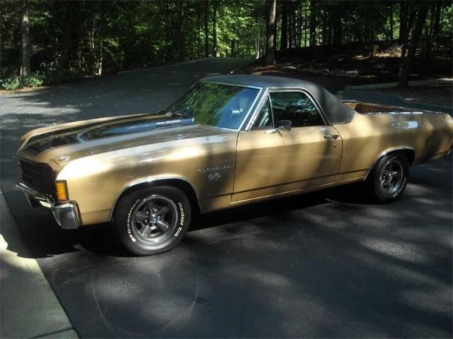 1972 Chevrolet El Camino (CC-1252192) for sale in West Pittston, Pennsylvania