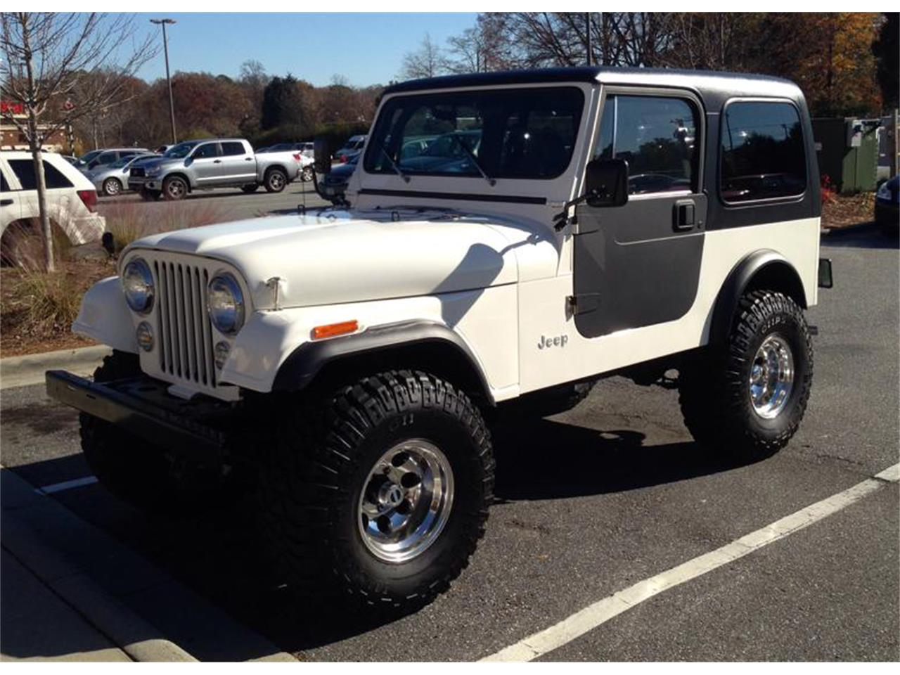 1981 Jeep CJ7 (CC-1252301) for sale in Charlotte, North Carolina
