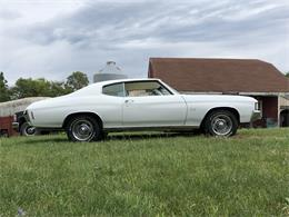 1972 Chevrolet Chevelle Malibu (CC-1252310) for sale in MARENGO, Illinois