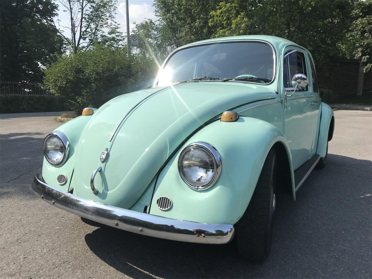 1967 Volkswagen Beetle (CC-1250232) for sale in Montreal,