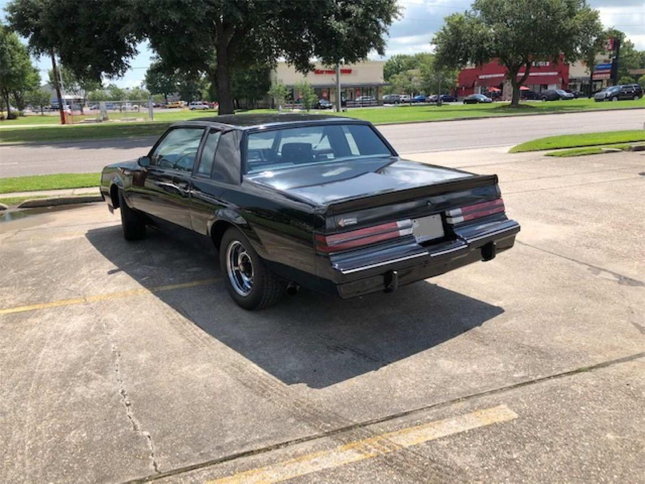 1987 Buick Grand National (CC-1252329) for sale in Biloxi, Mississippi