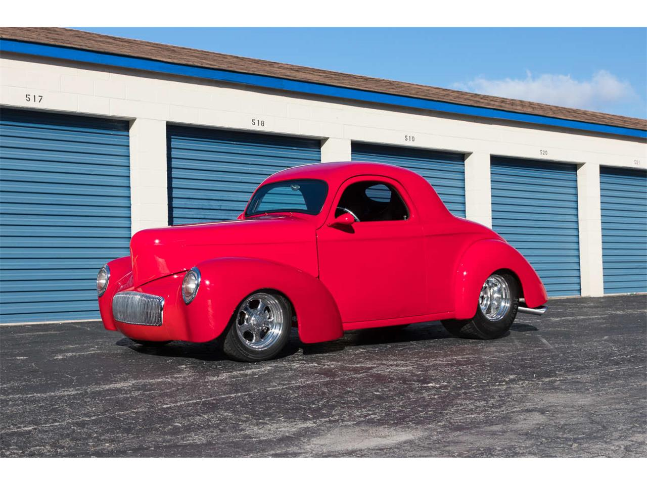 1941 Willys Coupe (CC-1252390) for sale in Biloxi, Mississippi