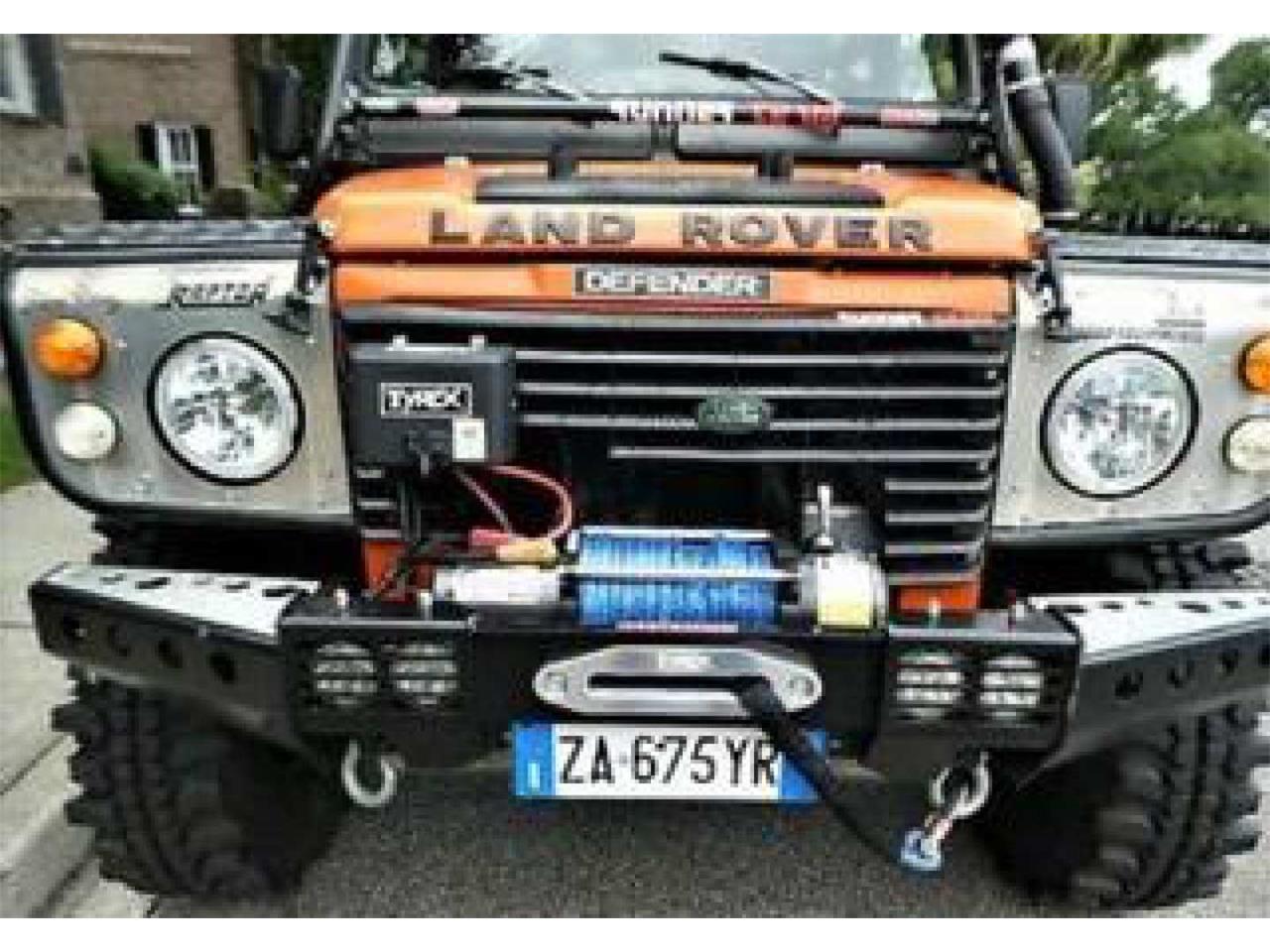 1991 Land Rover Defender (CC-1252392) for sale in Biloxi, Mississippi