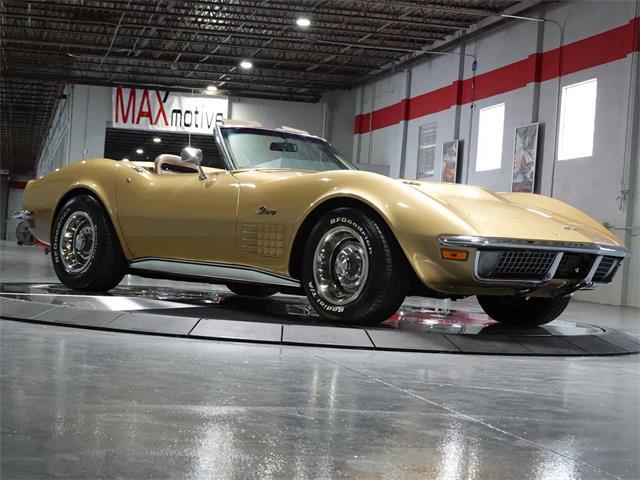 1971 Chevrolet Corvette (CC-1250024) for sale in Pittsburgh, Pennsylvania