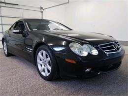 2003 Mercedes-Benz SL500 (CC-1252408) for sale in Biloxi, Mississippi