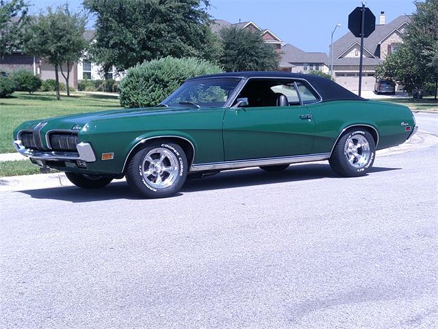 1970 Mercury Cougar (CC-1252434) for sale in Round rock, Texas
