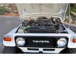 1981 Toyota Land Cruiser FJ (CC-1252439) for sale in South Lake Tahoe, California