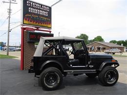 1980 Jeep CJ7 (CC-1252446) for sale in Sterling, Illinois