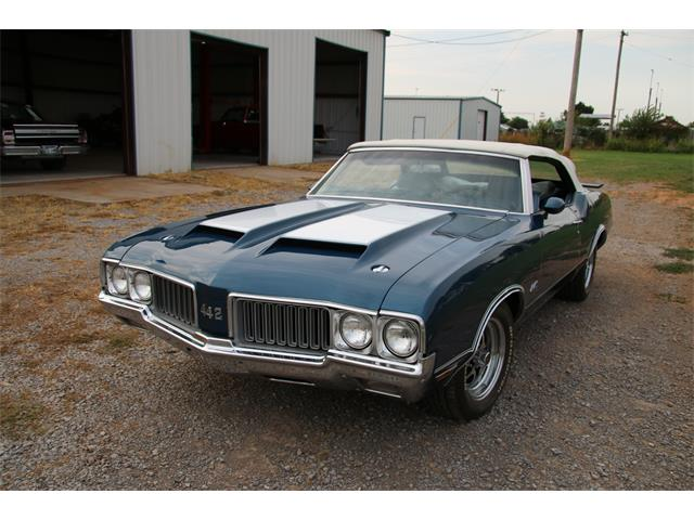 1970 Oldsmobile 442 (CC-1252491) for sale in Hinton, Oklahoma