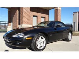 1999 Jaguar XK8 (CC-1252504) for sale in Davenport, Iowa