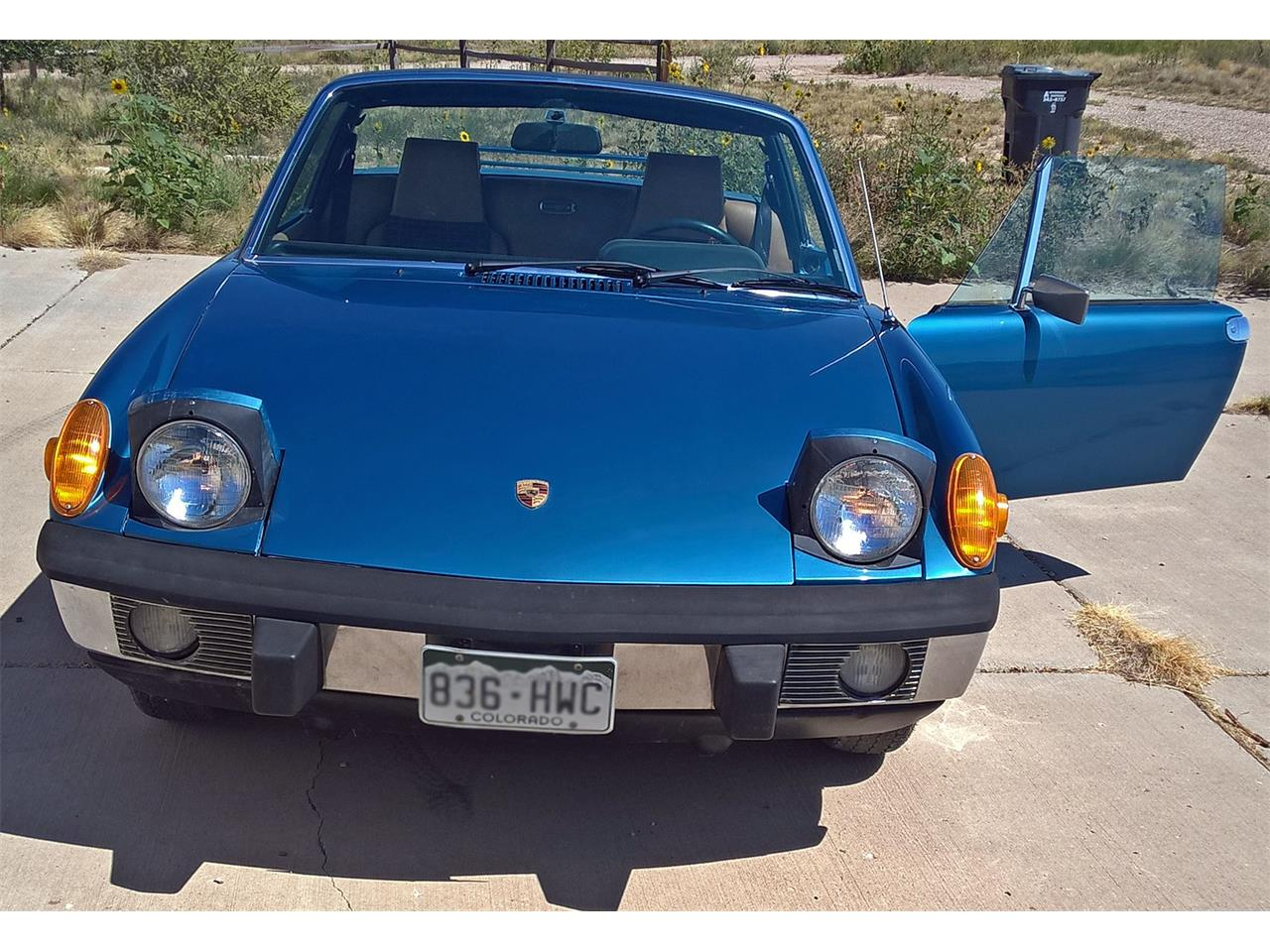 1974 Porsche 914 (CC-1252508) for sale in Pueblo, Colorado