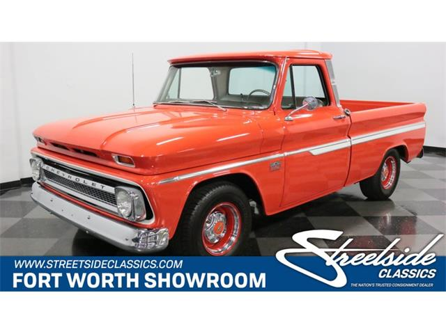1966 Chevrolet C10 (CC-1252541) for sale in Ft Worth, Texas