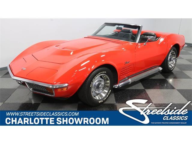 1972 Chevrolet Corvette (CC-1252552) for sale in Concord, North Carolina