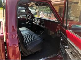 1972 Chevrolet K-10 (CC-1250257) for sale in Cadillac, Michigan
