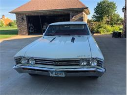 1967 Chevrolet Chevelle (CC-1252579) for sale in Mundelein, Illinois