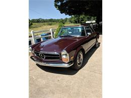 1968 Mercedes-Benz 250SL (CC-1252584) for sale in West Pittston, Pennsylvania