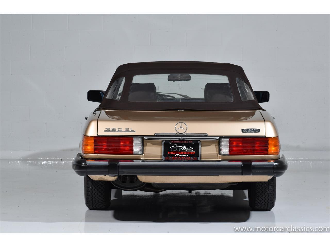 1982 Mercedes-Benz 380SL (CC-1250262) for sale in Farmingdale, New York