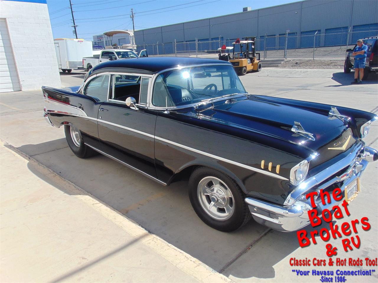 1957 Chevrolet Bel Air (CC-1252640) for sale in Lake Havasu, Arizona